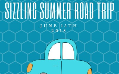 Students Sizzling Summer Road Trip