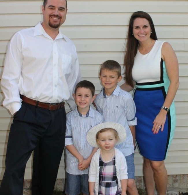 Warm Welcome to Krystie, Our New Kids Ministry Director!