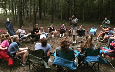 Student Ministry Fall Camp Out