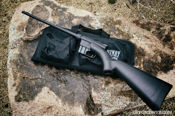 Henry U. Survival Ar-7 Rifle Recoil Offgrid