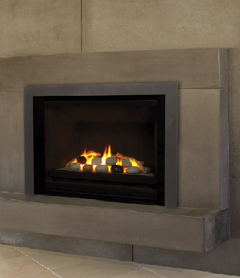 Gas Fireplace Inserts  The Advantages  Efficiency