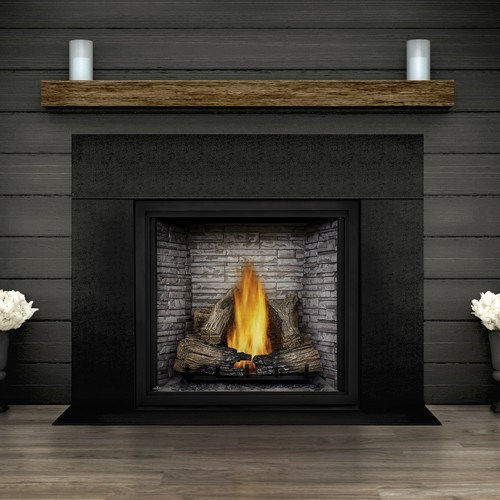Atlanta  Gas Fireplaces  Zero Clearance  Gas Fireplace