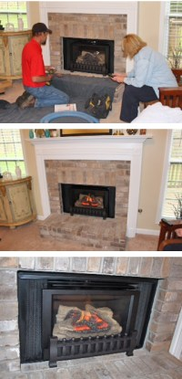 Fireplace Inserts | Gas Fireplace Inserts | Wood Burning ...