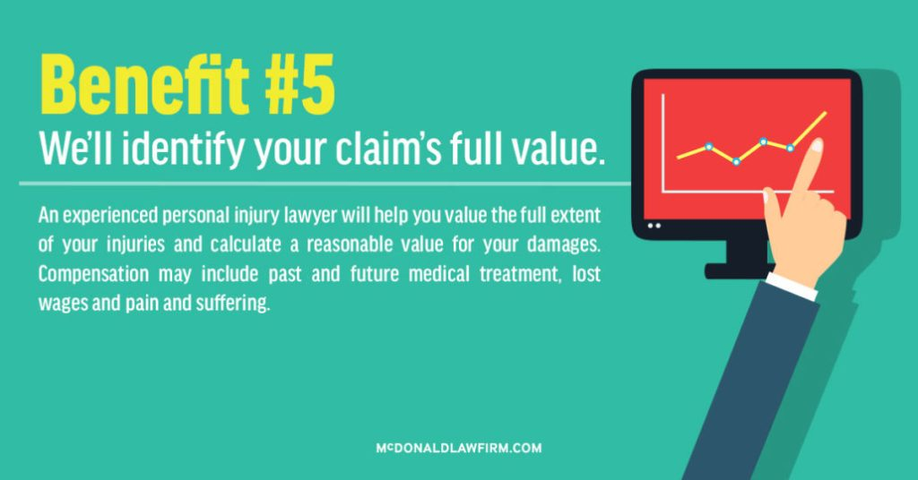 Benefits Of Hiring A Personal Injury Lawyer Mcdonaldlawfirm Com