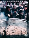 People make a wish at Sensoji Temple, Asakusa