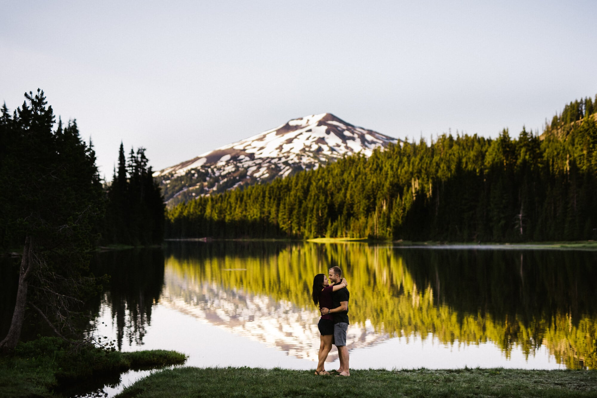 Bend Oregon Outdoor Engagement 187 By Ely Roberts