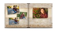 Coffee Table Book - Vintage - Seniors by Photojeania