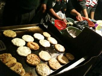 Fresh Pupusas, Chichicastenago