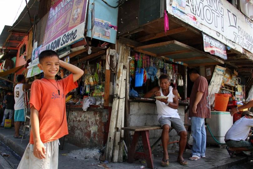 Corner Sari Sari store http://en.wikipedia.org/wiki/Sari-sari_store