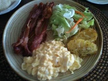 """""""American"""" breakfast"""