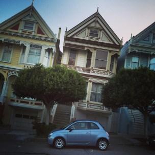 Painted Ladies, San Francisco