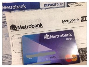 How to Open a Metrobank Savings Account 2018