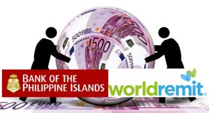 BPI and WorldRemit teamup, to offer better remittance service to Filipinos