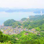 雨雲警戒サイクリング!因島水軍スカイライン&高見山(向島)