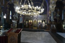 St. Sava Church, small temporary church while temple is under construction