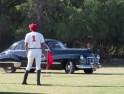 The Maharaja's 1940s Cadillacs were also on display