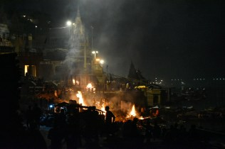 Burning ghat, Varanasi