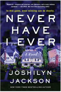 Never Have I Ever Book Cover
