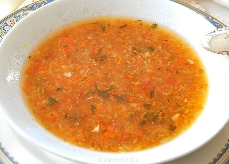 Italian Venetian Soup