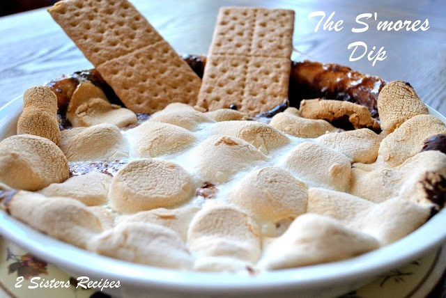 The S'mores Dip