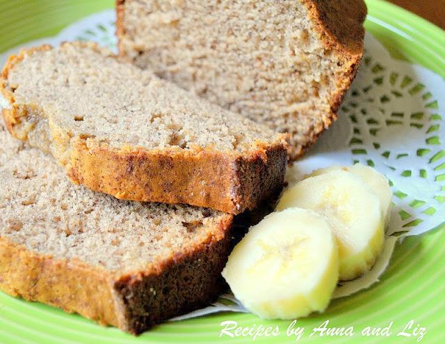 The Ultimate Banana Bread - Super Moist!