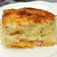 Mom's Best Mashed Potato Pie