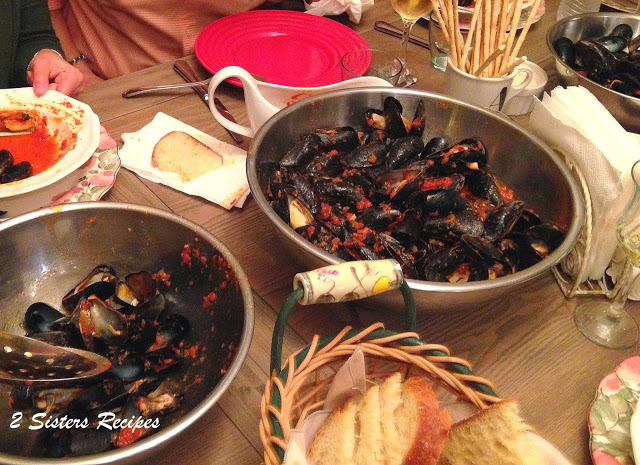 Quick Mussels - Fra Diavolo