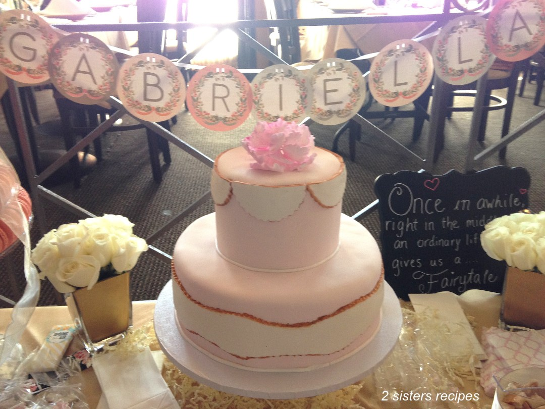 Ideas for Bridal Shower by 2sistersrecipes.com