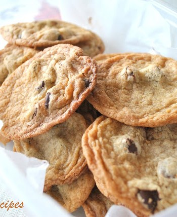 The Ultimate Chocolate Chip Cookies, by 2sistersrecipes.com