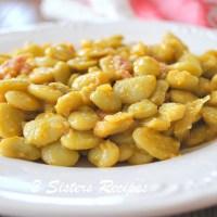 Best Butter Beans Recipe
