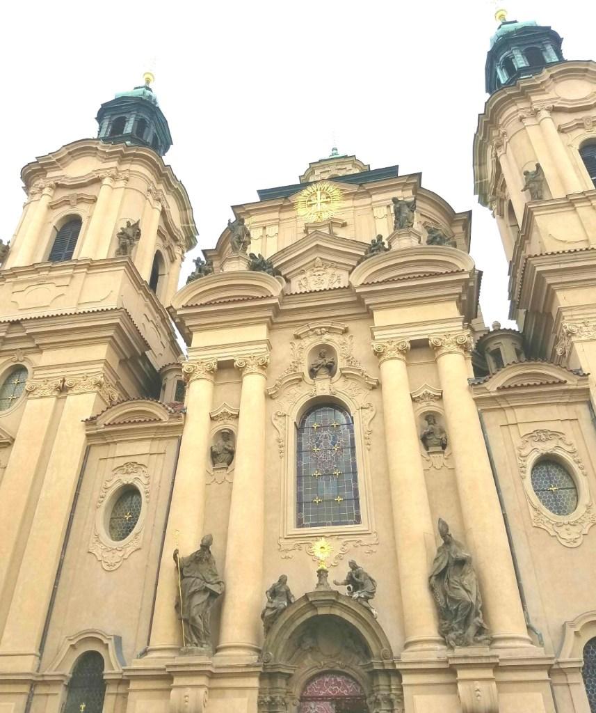 St. Nicholas Church in Prague