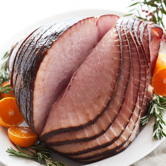 2 Easy Steps For Best Spiral Glazed Ham by 2sistetsrecipes.com