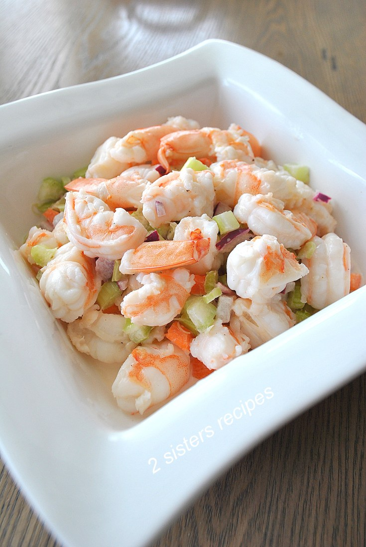Easy Italian Shrimp Salad