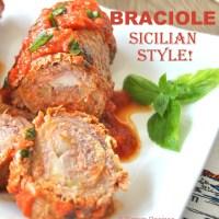 Braciole - Sicilian Style