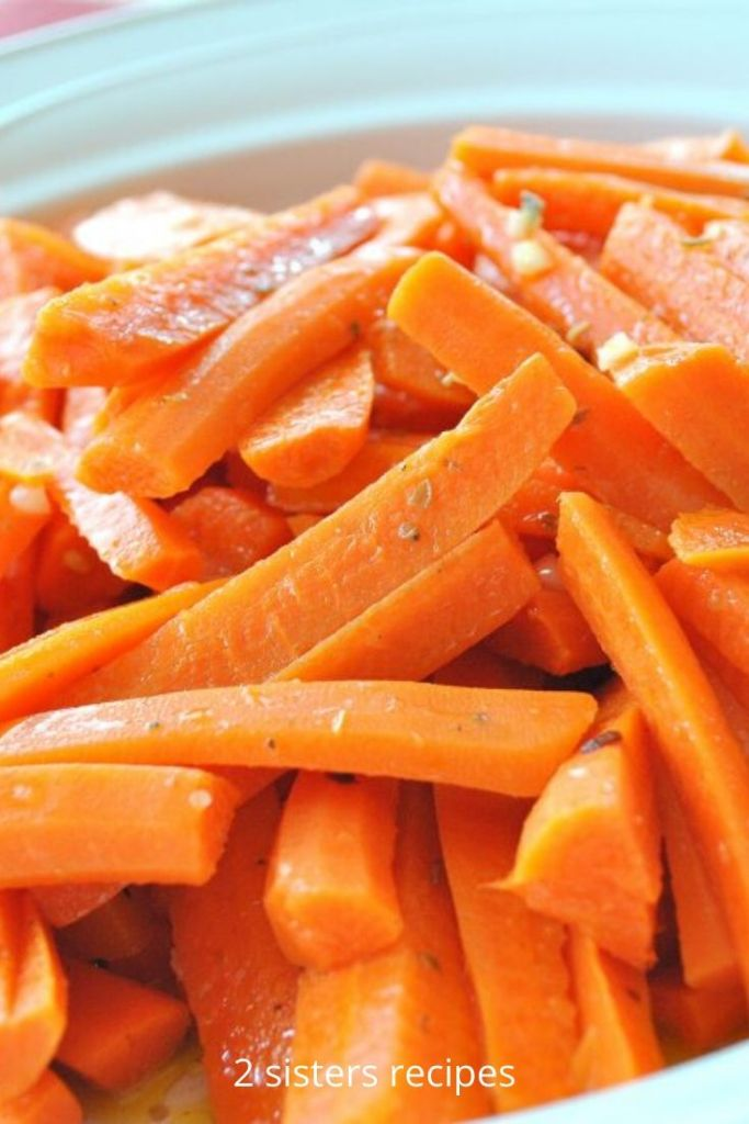 Mom's Best Carrot Salad by 2sistersrecipes.com