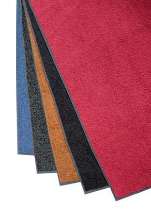 Appearance Solid Color Commercial Mats  Prudential