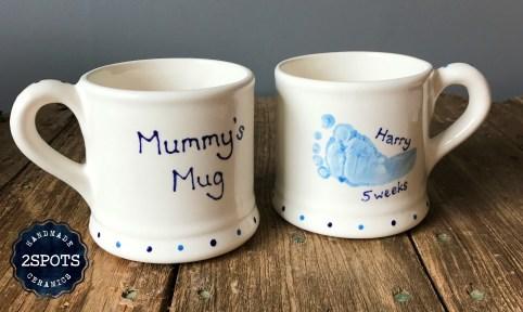 Mug Front and Back