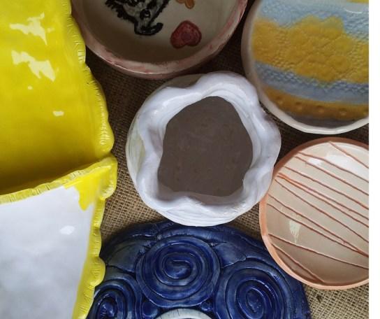 2Spots Ceramics Adult Pottery Class June 2016 Sneak Peak