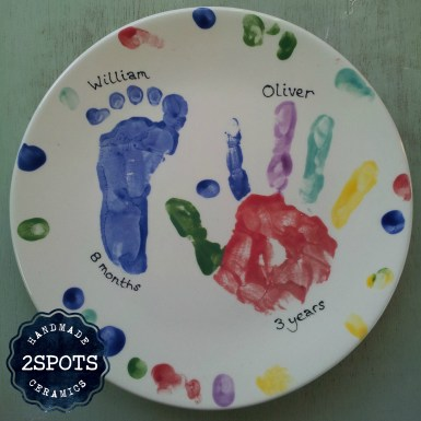 Brothers Plate
