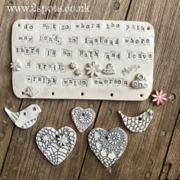verse plaque