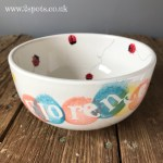 Bowl for Florence