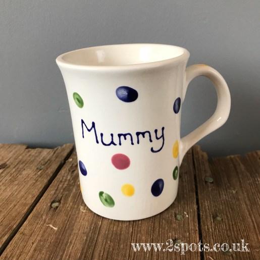 Fingerprint Mummy Mug