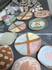 Plates in Progress