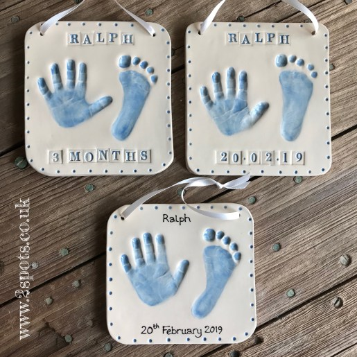 Selection of Clay Imprints for Ralph