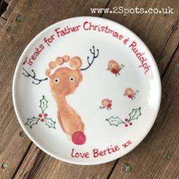 Bertie Christmas Plate