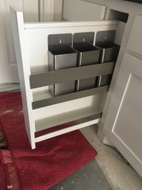 H01-Pull-out Utensil Drawer