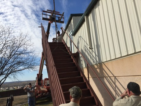 Stairway Access Install-B