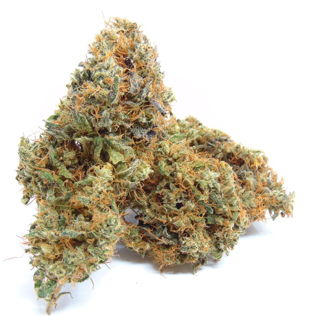 Two Strains Frosted Lime Indoor Hemp Flower