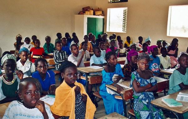 école sénégalaise