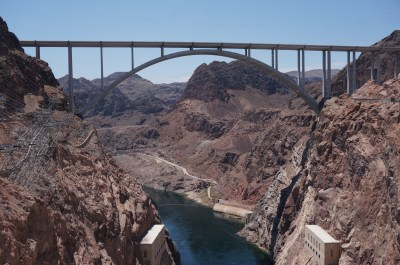 The Bridge from the Dam